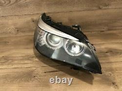 2008 2010 Bmw E60 E61 M5 535i Front Right Passenger Side Halogen Headlight