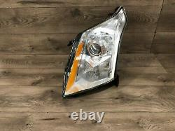 2010 2016 Cadillac Srx Front Left Driver Side Xenon Hid Headlight Light Lamp Oem