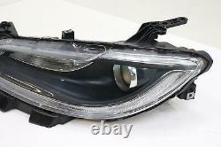 2016 15 17 Chrysler 200 Front Left Headlight Head Lamp Unit Oem
