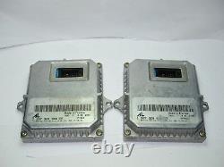 2X Genuine OEM AL Xenon Headlight HID Ballast Control Unit Computer Module ECU