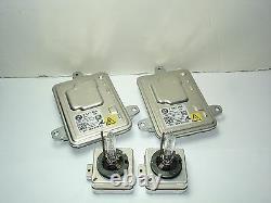 2X New OEM 09-11 BMW E90 328i 335i Sedan Xenon Ballast Control Unit D1S Bulb Kit