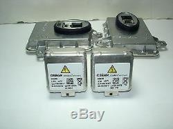 2X New OEM BMW X3 F25 X4 F26 X5 F15 Z4 E89 Xenon Ballast ECU D1S & HID Bulb kit