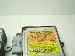 2X OEM 02-04 Infiniti i 35 03-04 M45 / G35 Sedan Xenon HID Ballast Control Unit
