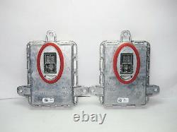 2X Original OEM AL D3S Xenon Headlight HID Ballast Control Unit Computer Module
