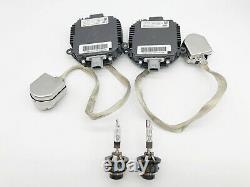 2x New OEM 03-06 Infiniti G 35 Xenon Ballast Igniter HID D2R Light Lamp Bulb Kit