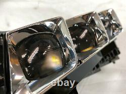 2x OEM 16-18 Acura RDX Full LED Headlight Projector Units Diode Kit Set LH/RH