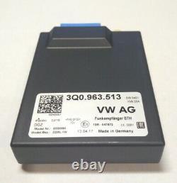 3Q0963513 VW SK SE WEBASTO Kit Antenne Fernbedienung Anschlusskabel 3-PIN