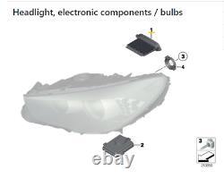 63117440877 Original OEM Part Headlight Driver Module Xenon Lights for BMW 5