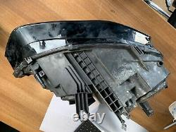 Audi A4 B8.5 N/s/f Headlamp / Headlight Unit. 2008-15. Passenger Side