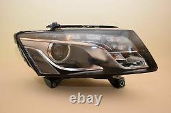 Audi Q5 2009-2012 Right Drivers Side Xenon Led Headlight Headlamp