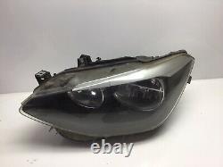 BMW 1-Series F20 F21 2011-2015 Left Side, Passenger Side, N/S Headlight Headlamp