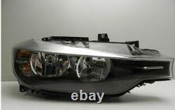 BMW 3 Series F30 12-15 Saloon Headlight Headlamp Right Driver Off Side O/S