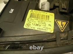 BMW E46 Compact Xenon headlight headlamp LEFT Near-side N/S 6905497 RHD