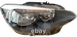 Bmw 1 Series F20 F21 2011-2015 Headlight Headlamp Driver Side Off Side