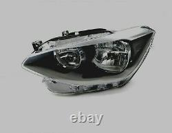Bmw 1 Series F20 / F21 2011- 2015 Headlight Headlamp Lh Left N. S Near N/s Side