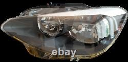 Bmw 1 Series F20 F21 2011-2015 Headlight Headlamp Passenger Near Left Side