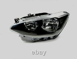 Bmw 1 Series F20 / F21 2011- 2015 Headlight Headlamp Passenger Side Near Side