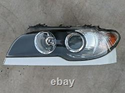 Bmw Oem E46 325 330 Front Left Side Xenon Headlight Convertible Coupe 04-06