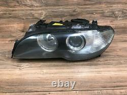 Bmw Oem E46 325 330 M3 Front Left Side Xenon Headlight Convertible Coupe 04-06 2