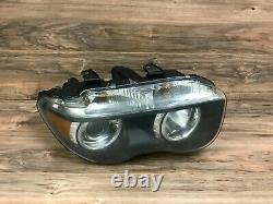 Bmw Oem E65 E66 745 760 Front Passenger Side Xenon Headlight Headlamp 02-05