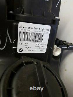 Bmw X5 E70 2007-2010 Nearside Passenger Ns Side Front Headlight Headlamp