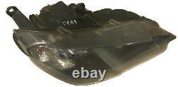 Bmw X5 E70 O/s Drivers Side Halogen Front Headlight Head Lamp 7158932 Rhd