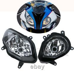 Fit For BMW S1000RR 2015-2018 Motorcycle Front Headlight Headlamp Assembly 2016