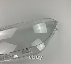 For BMW 1 Series F20 LED Headlight Glass Cover Left And Right Headlamp Lens