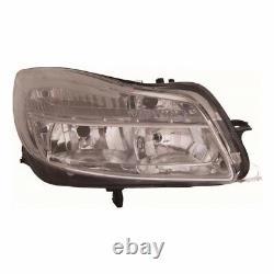 For Vauxhall Insignia 2008-2013 Headlight Headlamp Chrome Inner Drivers Side OS