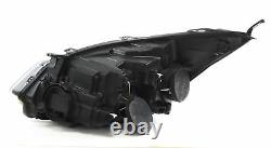 Ford Transit Custom Headlight Headlamp Black Inner Inc. Motor O/S Right 2012