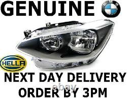 GENUINE BMW 1 Series F20 F21 Hella Headlight Headlamp Passenger Side 2011 2015