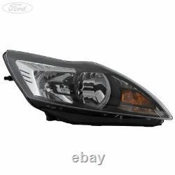 Genuine Ford Focus Mk2 CC Front O/S Headlight Headlamp Unit & Housing 1754445