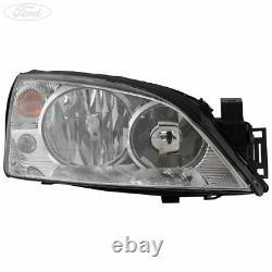 Genuine Ford Mondeo Mk3 Front O/S Headlight Headlamp Unit Halogen 00-07 1435621