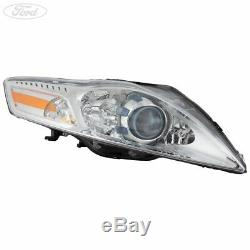 Genuine Ford Mondeo Mk4 Front O/S Headlight Headlamp Unit 2007-2014 1835876