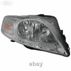 Genuine Ford Mondeo Mk4 Front O/S Headlight Headlamp Unit Halogen 1800849