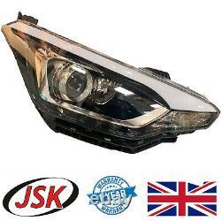 Genuine Hyundai LED Headlight Driver (Right) Offside for i20 2014-2020 Headlamp