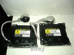 Genuine OEM 2007 to 2014 Lexus ES350 Xenon HID Ballast Light Control Computer