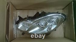 Headlamp Front LH Headlight Unit Smart ForTwo 451 models GENUINE, save £38