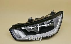Headlight headlamp Audi A1 8X Facelift 2014-2018 Left Side, Passenger Side, N/S