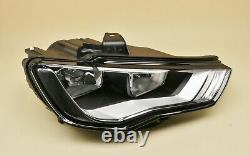 Headlight headlamp Audi A3 8V III MK3 2012-2016 Right Side, Driver Side Off Side