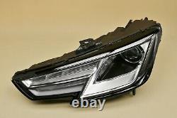 Headlight headlamp Audi A4 B9 2015-2019 Xenon Left Side, Passenger Side, N/S