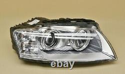 Headlight headlamp Audi A8 D3 2003-2007 Xenon, Right Side, Driver Side, Off Side