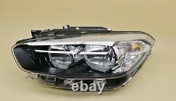 Headlight headlamp BMW 1-Series Facelift F20 F21 2015-2019 Left / Passenger Side