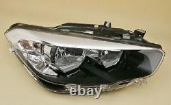 Headlight headlamp BMW 1-Series Facelift F20 F21 2016-2019 Right / Driver Side
