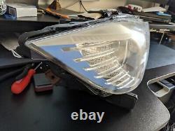 Headlight headlamp BMW 3-Series E90 E91 LCI 2008-2012, SET BOTH SIDES