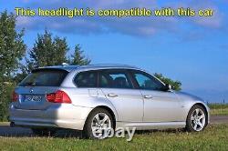 Headlight headlamp BMW 3-Series E90 E91 LCI 2008-2012, left / passenger side N/S