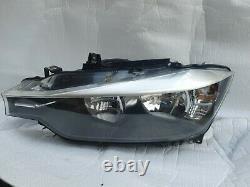 Headlight headlamp BMW 3-Series F30 F31 2011-2015 Left Side, Passenger Side, N/S