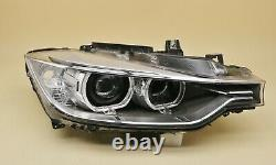Headlight headlamp BMW 3-Series F30 F31 2011-2015 Xenon, Right Side, Driver Side