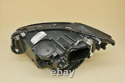 Headlight headlamp BMW 5-Series F10 F11 Facelift 2013-2016 Xenon Right Side, O/S
