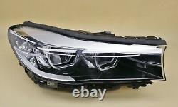 Headlight headlamp BMW 7-Series G11 G12 2016-2019 Full LED right / driver side